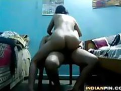 Indian Woman With Her Step Brother